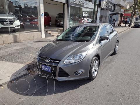 foto Ford Focus One 4P Edge 1.6 usado (2014) color Gris Oscuro precio $1.235.000