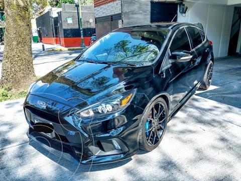 Ford Focus RS 2.3L usado (2016) color Negro precio $470,000