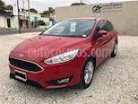 Foto venta Auto usado Ford Focus Sedan 1.6L S (2015) color Rojo precio $518.000