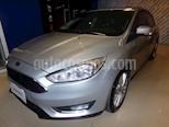 Foto venta Auto usado Ford Focus Sedan 2.0L SE Plus (2015) color Plata Metalizado precio $490.000