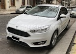Foto venta Auto usado Ford Focus Sedan 2.0L SE (2016) color Blanco Oxford precio $568.000