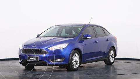 Ford Focus Sedan 2.0L SE usado (2019) color Azul Aurora precio $1.670.000