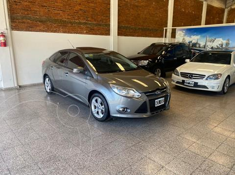 Ford Focus Sedan 2.0L SE Plus Aut usado (2014) color Gris Mercurio precio $1.350.000