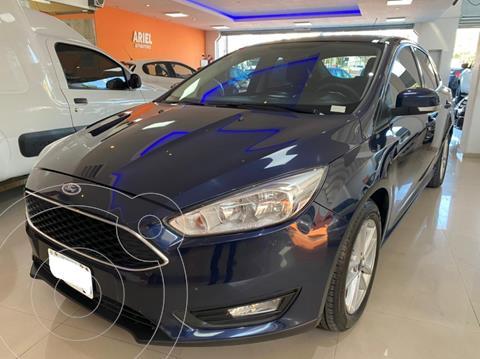 Ford Focus Sedan 1.6L S usado (2015) color Azul precio $1.290.000