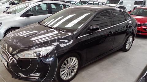 Ford Focus Sedan 2.0L Titanium usado (2018) color Negro precio $2.020.000