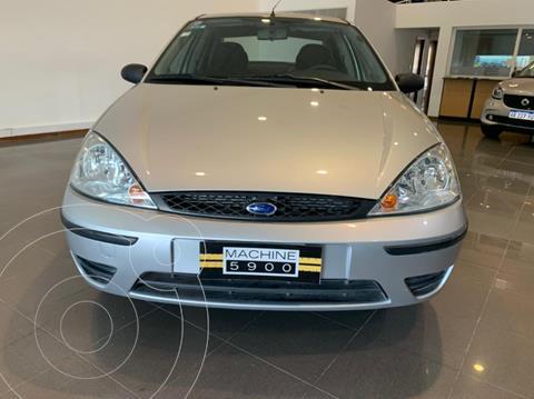Ford Focus Sedan Ambiente 1.6 usado (2008) color Gris Claro precio $690.000