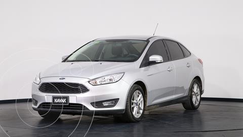 Ford Focus Sedan 1.6L S usado (2015) color Plata precio $1.430.000