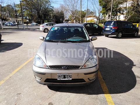 Ford Focus Sedan 1.8L Ghia TDCi usado (2007) color Champagne precio $270.000