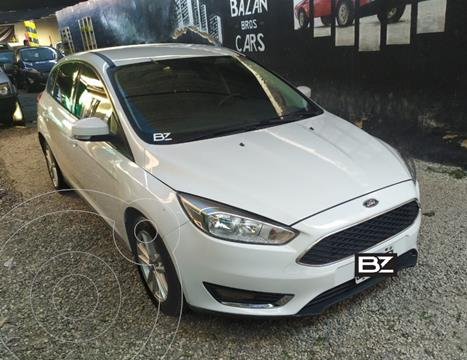 Ford Focus Sedan 2.0L SE usado (2015) color Blanco precio $1.380.000