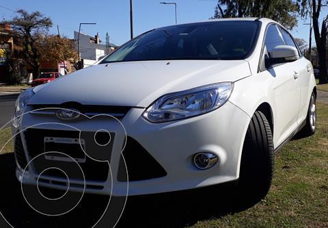 Ford Focus Sedan 2.0L SE Plus Aut usado (2014) color Blanco precio $1.480.000