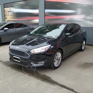 Ford Focus Sedan 2.0L SE Plus usado (2015) color Negro precio $1.730.000