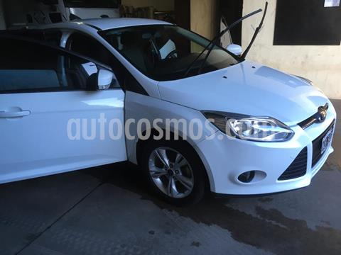 Ford Focus Sedan 1.6L S usado (2014) color Blanco Oxford precio $720.000
