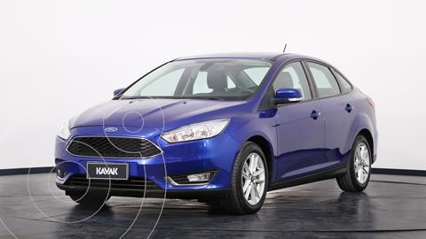 Ford Focus Sedan 2.0L SE Plus usado (2018) color Azul Aurora precio $2.000.000