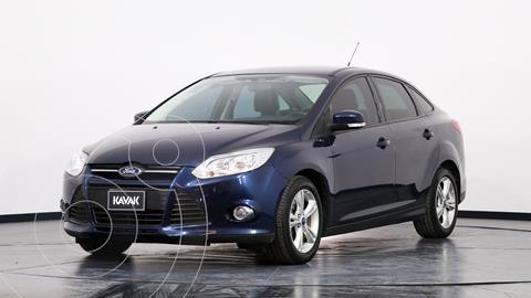 Ford Focus Sedan 2.0L SE usado (2014) color Azul Monaco precio $1.330.000