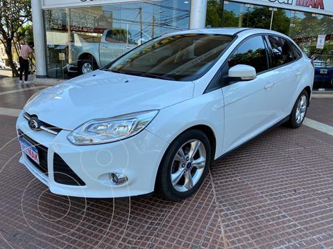 Ford Focus Sedan 2.0L SE Plus Aut usado (2014) color Blanco precio $1.290.000