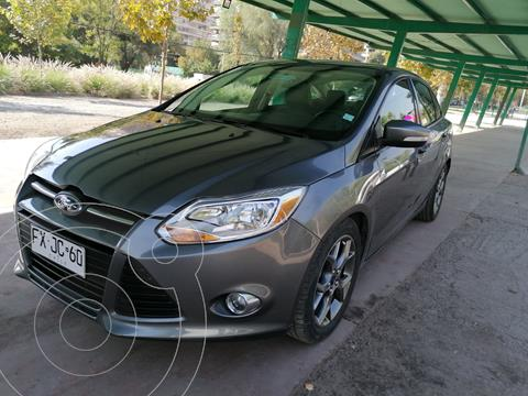 Ford Focus Sedan SE PowerShift usado (2014) color Gris Oscuro precio $8.500.000