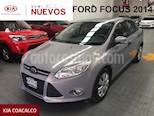 Foto venta Auto usado Ford Focus 4p Ambiente  L4/2.0 Man color Plata precio $149,000