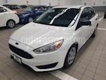 Foto venta Auto usado Ford Focus 4p S L4/2.0 Aut (2015) color Blanco precio $175,000