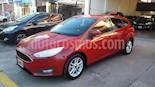 Foto venta Auto usado Ford Focus 5P 1.6L S (2015) color Rojo Bari precio $429.500