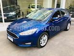 Foto venta Auto usado Ford Focus 5P 1.6L S (2016) color Azul Monaco precio $449.000