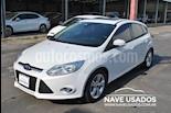 Foto venta Auto Usado Ford Focus 5P 2.0 Trend Plus (2014) color Blanco
