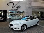 Foto venta Auto usado Ford Focus 5P 2.0L SE Plus (2016) color Blanco precio $670.000