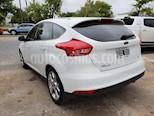 Foto venta Auto usado Ford Focus 5P 2.0L SE Plus (2015) color Blanco precio $530.000