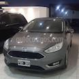 Foto venta Auto usado Ford Focus 5P 2.0L SE Plus (2015) color Gris Oscuro precio $686.000