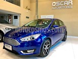 Foto venta Auto usado Ford Focus 5P 2.0L Titanium (2016) color Azul Aurora precio $629.000