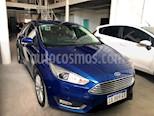 Foto venta Auto usado Ford Focus 5P 2.0L Titanium (2017) color Azul Aurora precio $845.000