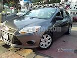 Foto venta Auto usado Ford Focus Ambiente Aut (2014) color Gris Mercurio precio $140,000