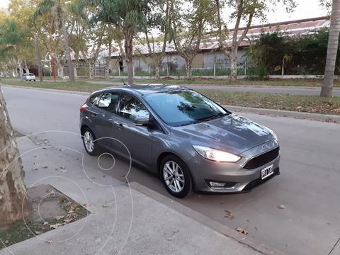 Ford Focus 5P 2.0L SE usado (2016) color Gris Zinc precio $1.660.000