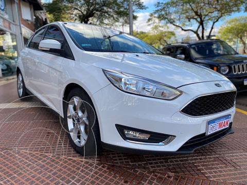 Ford Focus 5P 2.0L SE Plus Aut usado (2016) color Blanco financiado en cuotas(anticipo $1.170.000)