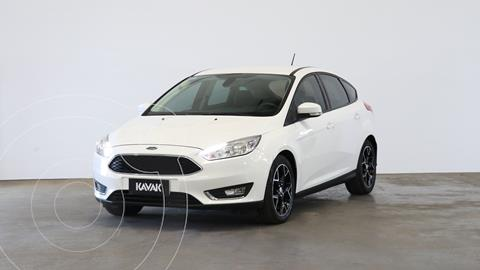 Ford Focus 5P 2.0L SE usado (2017) color Blanco Oxford precio $1.790.000