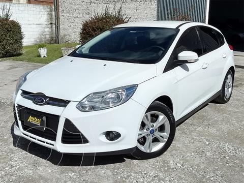 Ford Focus 5P 1.6 S usado (2014) color Blanco precio $680.000