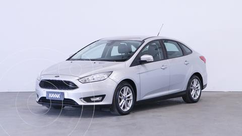 Ford Focus 5P 2.0L SE usado (2017) color Plata Metalizado precio $1.810.000