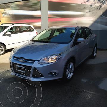 Ford Focus 5P 1.6L S usado (2015) color Plata Metalizado precio $1.580.000