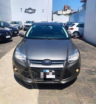 Ford Focus 5P 1.6L S usado (2014) color Gris Mercurio financiado en cuotas(anticipo $679.900)