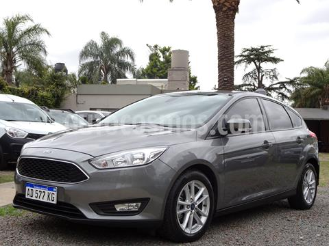 Ford Focus 5P 2.0L SE Plus Aut usado (2019) color Gris Mercurio precio $1.859.000