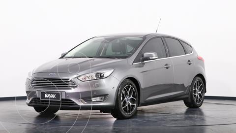 Ford Focus 5P 2.0L Titanium Aut usado (2017) color Gris precio $2.120.000