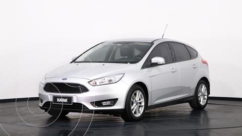 Ford Focus 5P 2.0L SE usado (2016) color Plata precio $1.710.000