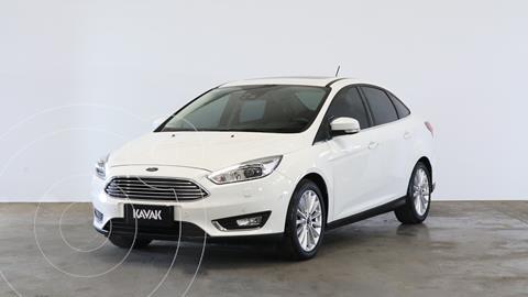 Ford Focus 5P 2.0L Titanium usado (2018) color Blanco Oxford precio $2.350.000