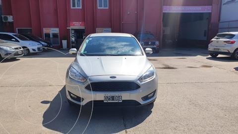 Ford Focus 5P 1.6L S usado (2015) color Gris Claro precio $1.320.000