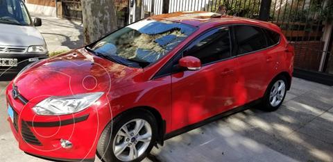 Ford Focus 5P 2.0L SE Plus Aut usado (2014) color Rojo precio $1.580.000