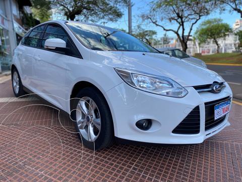 Ford Focus 5P 1.6L S usado (2015) color Blanco precio $1.610.000
