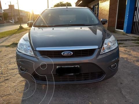 Ford Focus 5P 1.6L Trend usado (2013) color Gris Mercurio precio $955.000