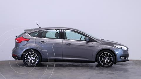 Ford Focus 5P 2.0L Titanium Aut usado (2018) color Gris Tectonico precio $2.310.000
