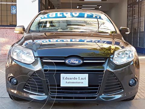 Ford Focus 5P 1.6L S usado (2014) color Gris precio $979.000