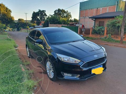Ford Focus 5P 2.0L SE Plus usado (2017) color Negro precio $1.700.000