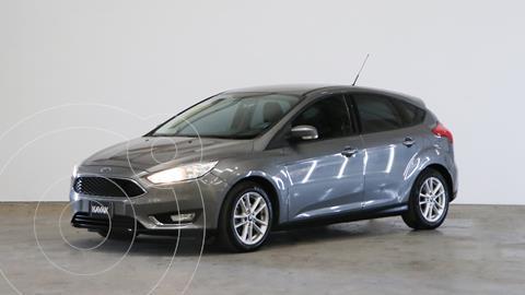 Ford Focus 5P 2.0L SE usado (2016) color Gris Mercurio precio $1.580.000